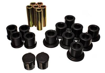 Energy Suspension - Energy Suspension 5.2119G - REAR SPRING BUSHING SET