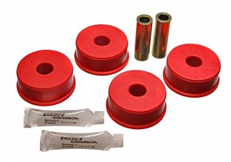 Energy Suspension - Energy Suspension 5.3109R - CONTROL ARM BUSHING SET