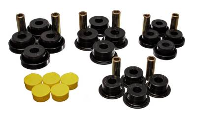 Energy Suspension - Energy Suspension 5.3120G - CONTROL ARM BUSHING SET
