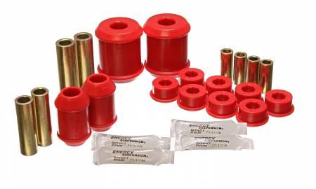 Energy Suspension - Energy Suspension 5.3128R - CONTROL ARM BUSHING SET