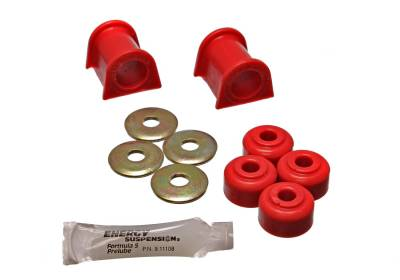 Energy Suspension - Energy Suspension 5.5107R - EAGLE 19MM FRONT SWAY BARINGS