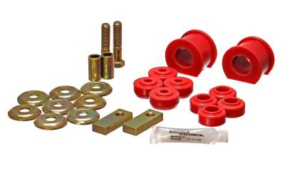 Energy Suspension - Energy Suspension 5.5110R - 1in. SWAY BAR BUSHING