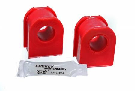 Energy Suspension - Energy Suspension 5.5113R - 7/8in. SWAY BAR BUSHINGS