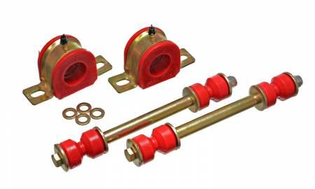 Energy Suspension - Energy Suspension 5.5125R - DODGE 30MM SWAY BAR SET
