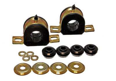Energy Suspension - Energy Suspension 5.5137G - 28MM FRONT SWAY BAR BUSHING SET