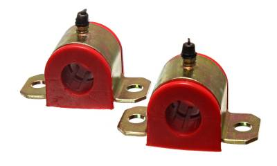 Energy Suspension - Energy Suspension 5.5139R - 7/8in. REAR SWAY BAR BUSHING SET