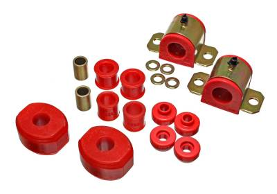 Energy Suspension - Energy Suspension 5.5140R - DODGE P/U SWAY BAR BUSHING SET