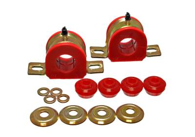 Energy Suspension - Energy Suspension 5.5141R - 30MM FRONT SWAY BAR BUSHING SET