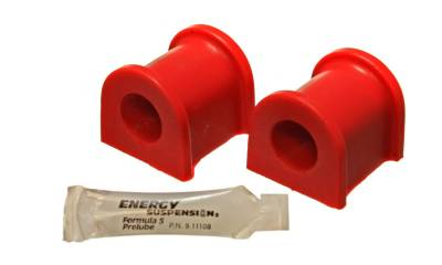 Energy Suspension - Energy Suspension 5.5161R - 22MM FRONT SWAY BAR BUSHING SET