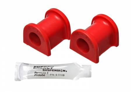 Energy Suspension - Energy Suspension 5.5162R - 20MM REAR SWAY BAR BUSHING
