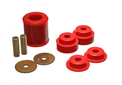 Energy Suspension - Energy Suspension 7.1119R - DIFF. CARRIER BUSHING SET