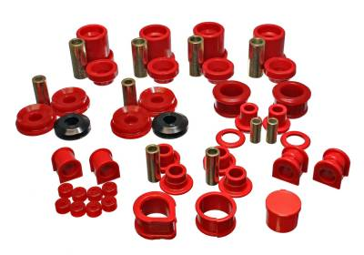 Energy Suspension - Energy Suspension 7.18105R - MASTER SET FOR NISSAN