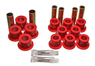 Energy Suspension - Energy Suspension 7.2102R - HARDBDY 4X4 RR SPRING BUSHINGS