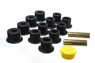 Energy Suspension - Energy Suspension 7.2103G - NISSAN RR SPRING BUSHING SET
