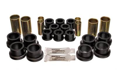 Energy Suspension - Energy Suspension 7.3104G - CONTROL ARM BUSHING SET