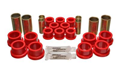 Energy Suspension - Energy Suspension 7.3104R - CONTROL ARM BUSHING SET
