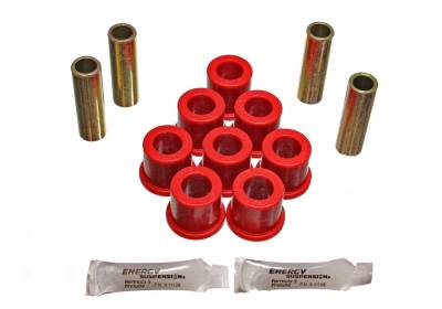 Energy Suspension - Energy Suspension 7.3105R - CONTROL ARM BUSHING SET