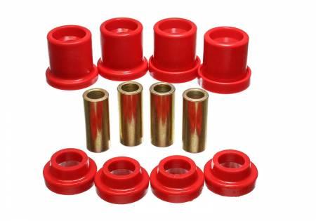 Energy Suspension - Energy Suspension 7.4102R - REAR SUBFRAME BUSHING. SET
