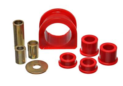 Energy Suspension - Energy Suspension 8.10101R - POWER STEERING RACK BUSHING