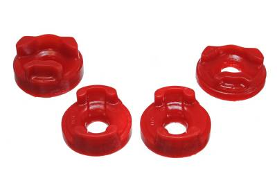 Energy Suspension - Energy Suspension 8.1101R - MOTOR MOUNT INSERTS
