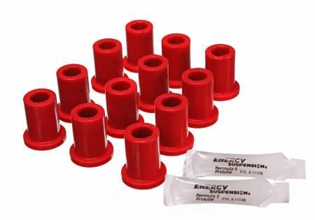 Energy Suspension - Energy Suspension 8.2105R - TOY 4 X SPRING BUSHING O.E.M. FJ40