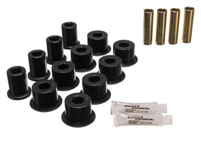 Energy Suspension - Energy Suspension 8.2108G - REAR SPRING SHACKLE BUSHING