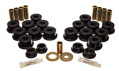 Energy Suspension - Energy Suspension 8.3107G - CONTROL ARM BUSHING SET