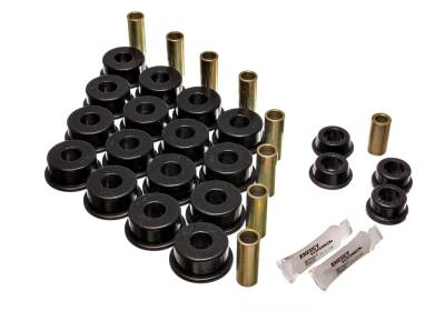 Energy Suspension - Energy Suspension 8.3109G - CONTROL ARM BUSHING SET
