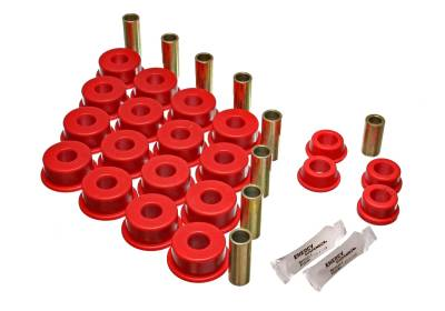 Energy Suspension - Energy Suspension 8.3109R - CONTROL ARM BUSHING SET