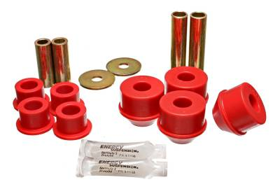 Energy Suspension - Energy Suspension 8.3110R - CONTROL ARM BUSHING SET