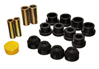 Energy Suspension - Energy Suspension 8.3114G - CONTROL ARM BUSHING SET