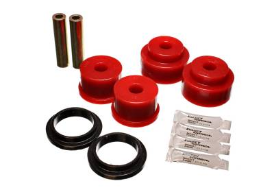 Energy Suspension - Energy Suspension 8.3121R - CONTROL ARM BUSHING SET
