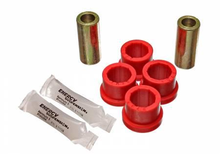 Energy Suspension - Energy Suspension 8.3123R - CONTROL ARM BUSHING SET
