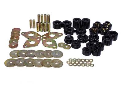 Energy Suspension - Energy Suspension 8.4110G - BODY MOUNT SET
