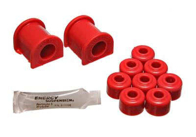 Energy Suspension - Energy Suspension 8.5101R - 19MM FRT SWAY BUSHING