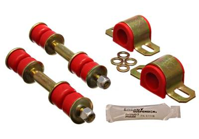 Energy Suspension - Energy Suspension 8.5104R - TOY 25MM FRT SWAY BAR