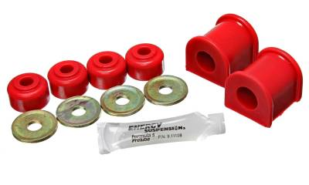 Energy Suspension - Energy Suspension 8.5115R - 18MM REAR SWAY BUSHINGS