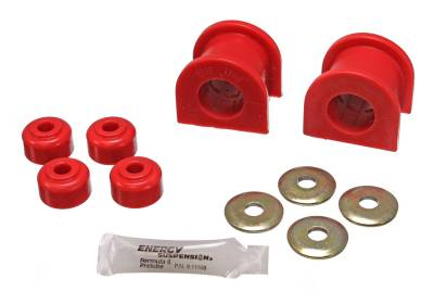 Energy Suspension - Energy Suspension 8.5117R - TOY 26MM FRT SWAY BAR SET