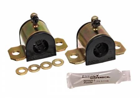 Energy Suspension - Energy Suspension 8.5128G - 24MM FRT SWAY BAR BUSHING SET