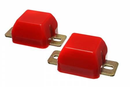 Energy Suspension - Energy Suspension 8.9102R - BUMP STOP SET-REAR