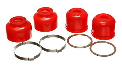 Energy Suspension - Energy Suspension 9.13136R - BALL JOINT BOOOT SET-FT OR REAR