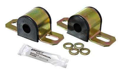 Energy Suspension - Energy Suspension 9.5105G - 11/16in. SWAY BAR BUSHING SET