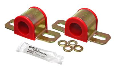 Energy Suspension - Energy Suspension 9.5114R - 1-5/16in. SWAY BAR BUSHING SET