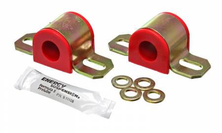 Energy Suspension - Energy Suspension 9.5122R - 18MM SWAY BAR BUSHING SET