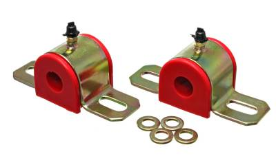 Energy Suspension - Energy Suspension 9.5158R - 7/8in. 22MM SWAY BAR BUSHING SET