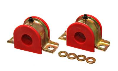 Energy Suspension - Energy Suspension 9.5180R - UNIVERSAL SWAY BAR BUSHING SET 1in. DIA.