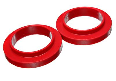 Energy Suspension - Energy Suspension 9.6120R - UNIVERSAL COIL SPRING ISOLATOR