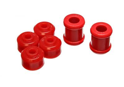 Energy Suspension - Energy Suspension 9.8137R - FRONT SHOCK BUSHING SET