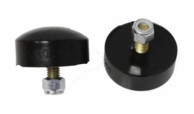 Energy Suspension - Energy Suspension 9.9116G - 1in. TALL BUTTONHEAD BUMP STOP