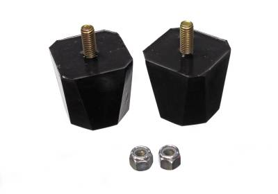Energy Suspension - Energy Suspension 9.9136G - BUMP STOP 2in. TALL 2in. SQUARE